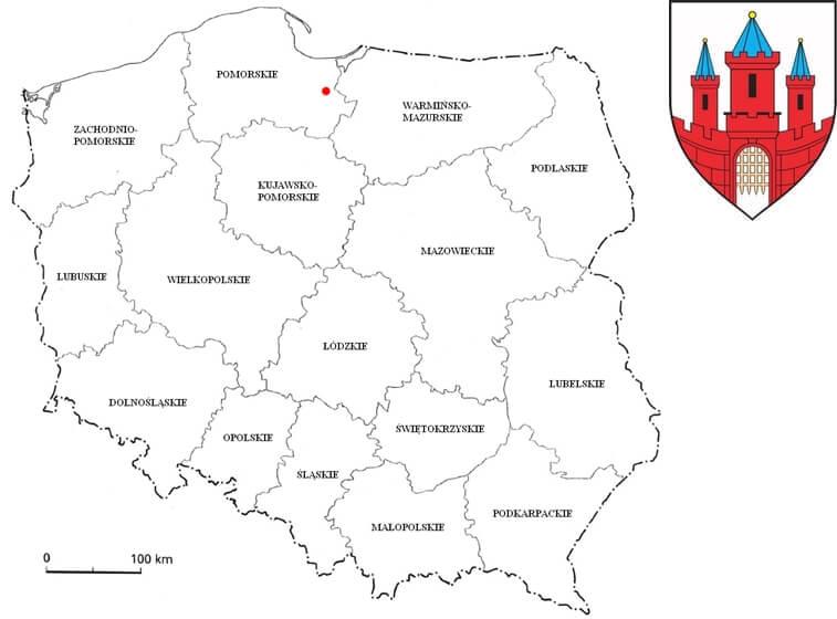 Bilety komunikacji miejskiej z Malbork