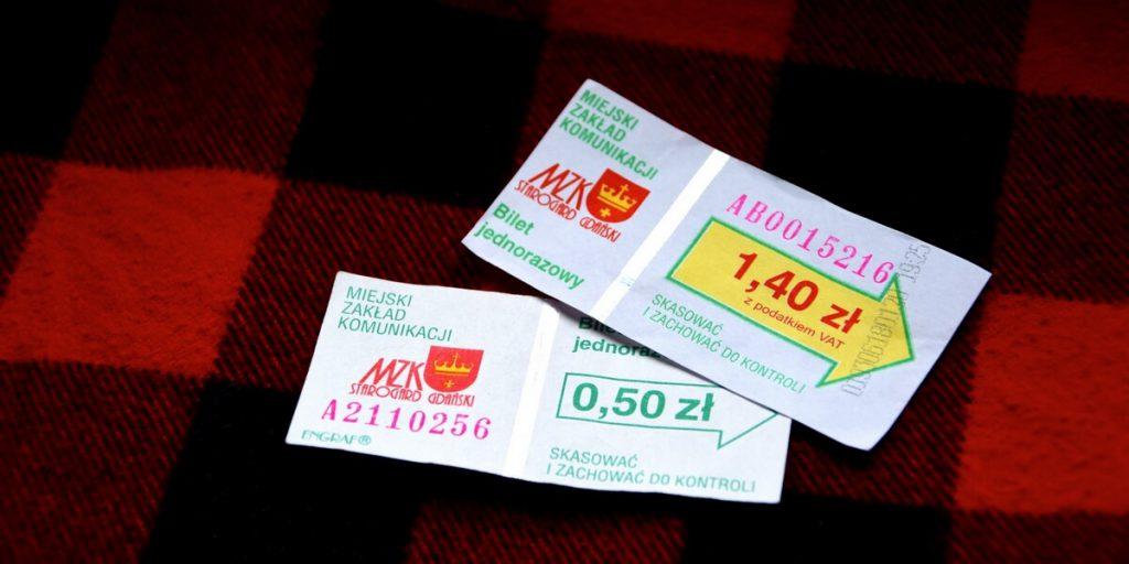 Bilet Starogard Gdański