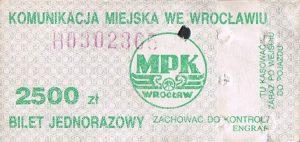 Bilety komunikacji miejskiej z Żywca