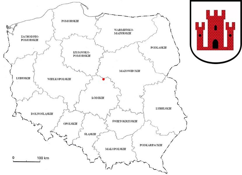 Bilety komunikacji miejskiej z Żychlina